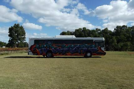 WELL KNOWN PARTY BUS COMPANY FOR SALE