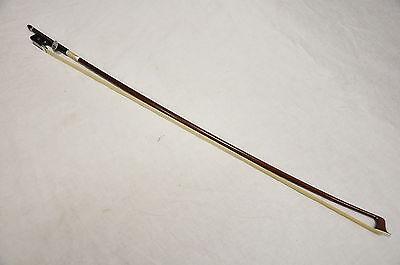Paesold PA192VA Pernambuco, Nickel Silver Full Size 4/4 Viola Bow