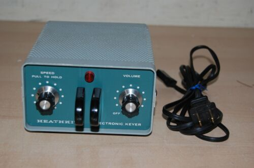 Excellent !!! HEATHKIT HD-1410 VINTAGE Electronic Keyer