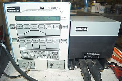 Palomar Products Hughes Hac-1000 Welding Power Supply With Transformer
