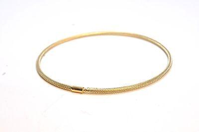 Revoni Damen Armreif Armband 375 Gelbgold 17-MD5565/545