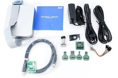 Atmel Atavronekit Avr One Debugger Programmer Kit Development Tool Jtag Spi Pdi