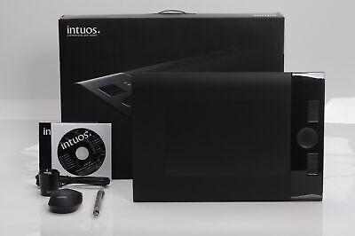Wacom Intuos 4 Professional Pen Tablet PTK-640 Medium                       #786, used for sale  Shipping to India