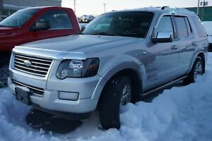 FORD EXPLORER LIMITED 2008 V8 4WD+CUIR+TOIT+HITCH