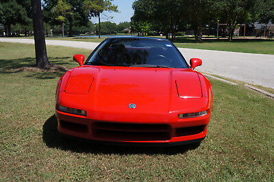 1991 Acura Nsx  Ale By Second Owner  Texas Car  21Xxx Miles  No Modifications  Well Maintained
