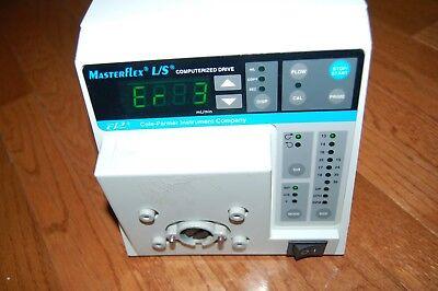 Cole Parmer Masterflex Peristaltic Pump Computerized Drive 7550-30 Parts