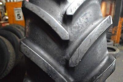 65085r38 Tire Used 80-85 Tread 6508538 650 85 38