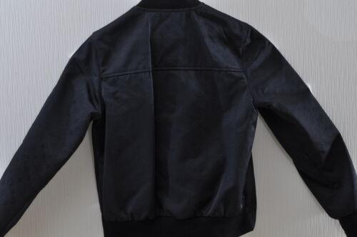 Louis vuitton veste nylon noir taille 38 japon seulement authentique ak066