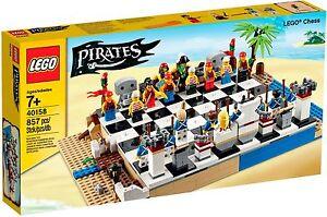 *NISB* LEGO 40158 PIRATES vs SOLDIER CHESS SET *Ready to SHIP!* Blue Coats