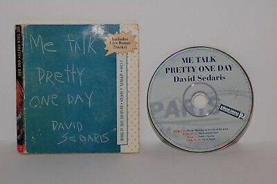 DISC 2 ONLY David Sedaris Me Talk Pretty One Day Audio (David Sedaris Me Talk Pretty One Day Audio)