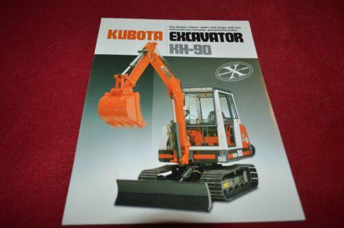 Kubota KH-90 Excavator Dealer