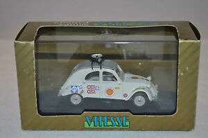 Vitesse-L033-Citroen-2-CV-034-Raid-Paris-Kaboul-034-1-43-mint-in-box