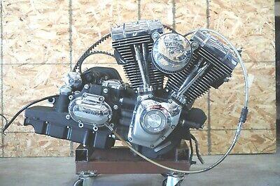 2009 HARLEY DAVIDSON TWIN CAM 96 ENGINE MOTOR TOURING TRANSMISSION KIT 15K MILES
