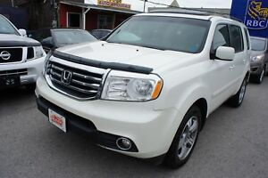 2012 Honda Pilot EX-L | LEATHER | BACKUP CAM |  SUNROOF | BLUETO