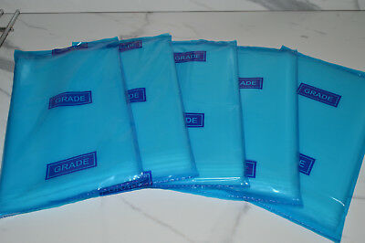 250 X 180mm X 300mm TOP QUALITY POLYTHENE BAGS LABORATORY GRADE NOT SELF SEAL