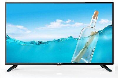 AKAI AKTV409 Televisore 39 Pollici TV LED FHD DVB-T2 HDMI