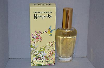 Caswell-Massey Honeysuckle Signature Scent Eau De Parfum Spray 1.7 oz New (Honeysuckle Signature Scent)