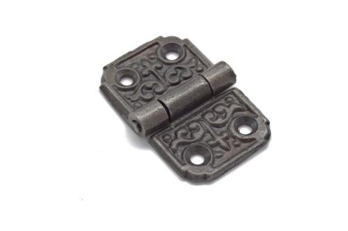 2 1/16 Cast Iron Hinge Forged Iron Hinge Victorian Hinge Hinge Cabinet Hinge Ea.