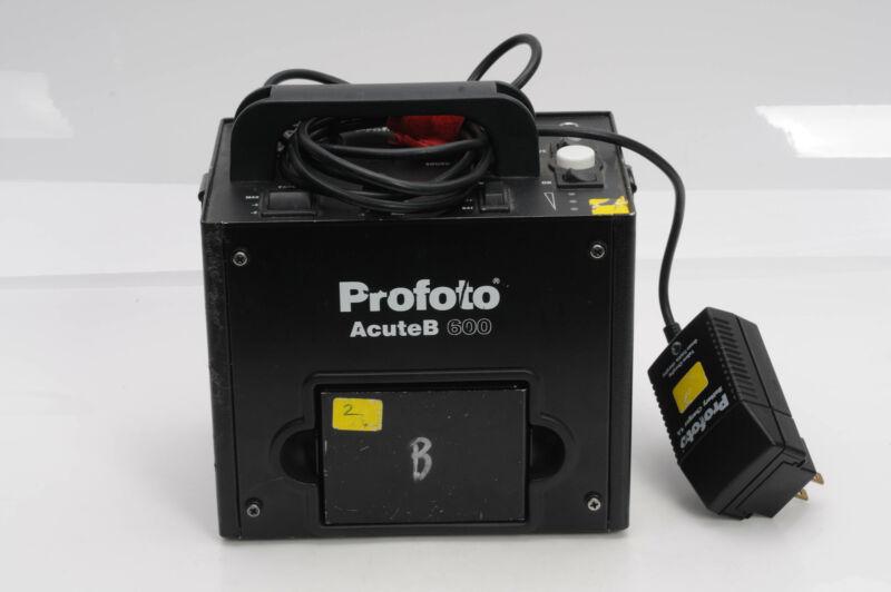 Profoto AcuteB 600 Power Pack Generator                                     #205