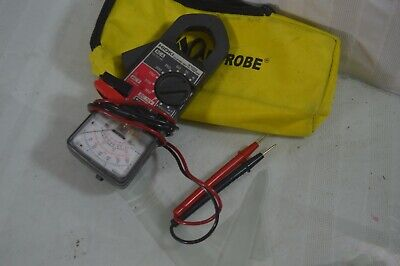 Hioki 3100. Clamp On Hi Tester Analog Multimeter With Leads