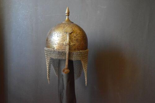 Original, antique Persian helmet 19 th.c.