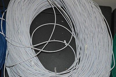 18 Awg Stranded Wire White 10ft 600 Volts 105c