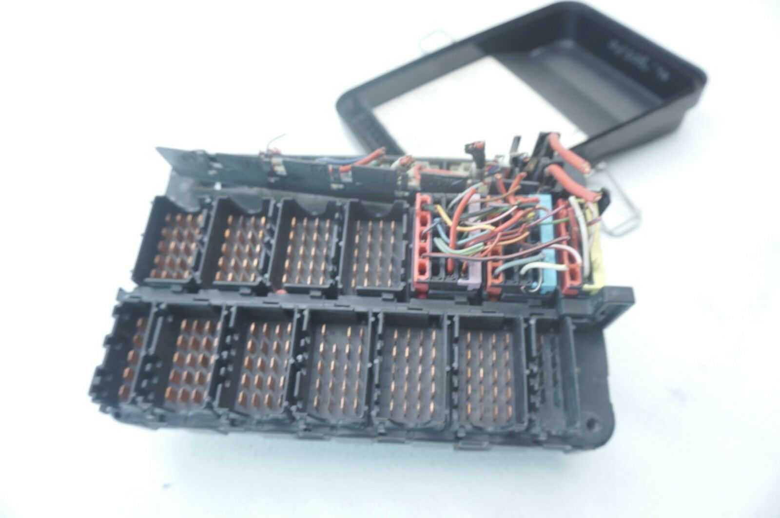 PORSCHE 944 S2 951 968 , FUSE BOX RELAYS COVER , OEM , 94461011000