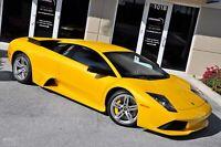 Miniature 9 Voiture Européenne d'occasion Lamborghini Murcielago 2008