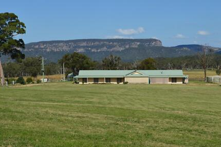 160 Acre Property plus 4br House and Granny Flat, Capertee NSW Au Capertee Lithgow Area Preview
