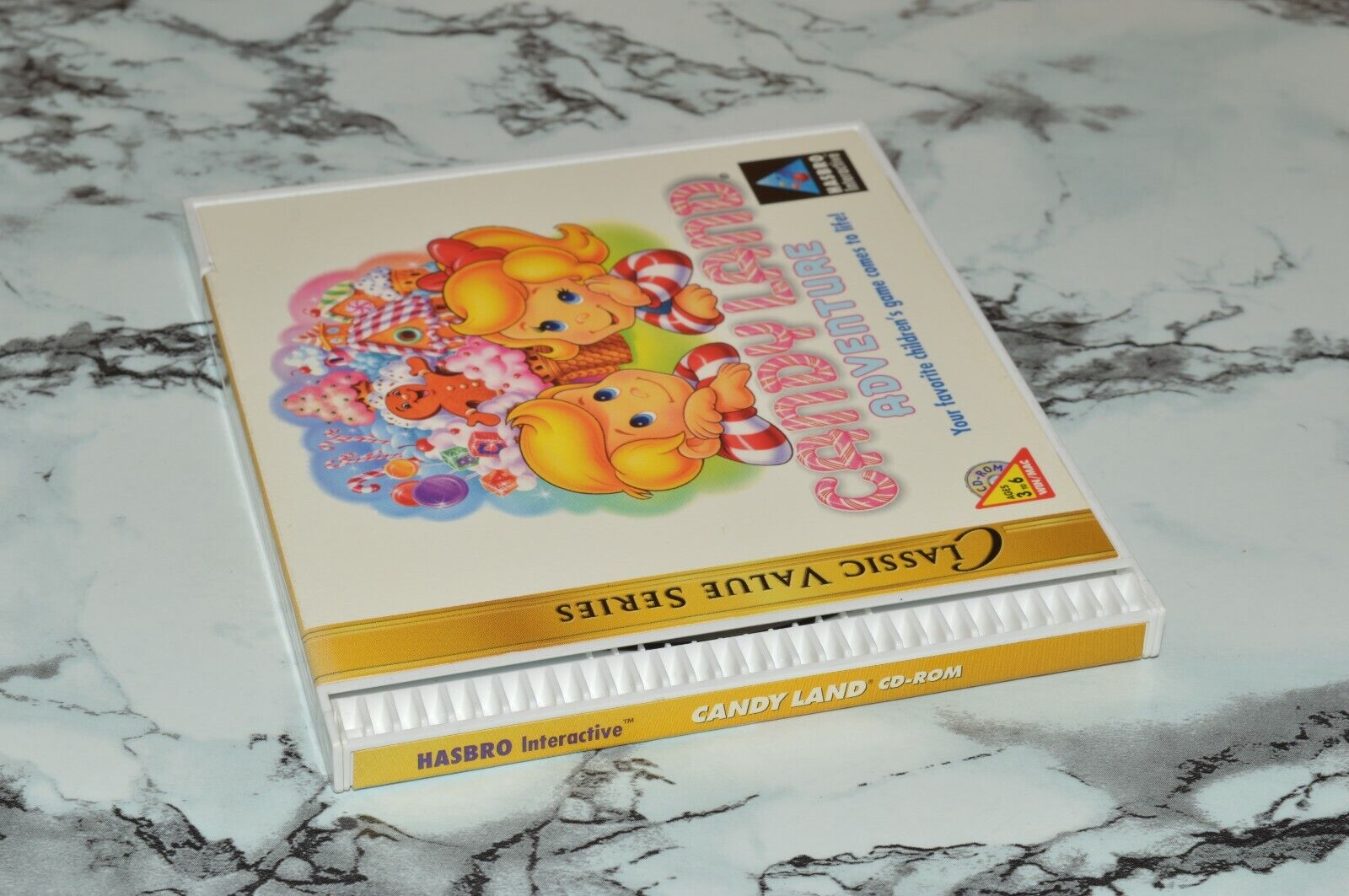 Candy Land Adventure - Classic Value Series PC CD-ROM -- Hasbro Interactive - $11.18