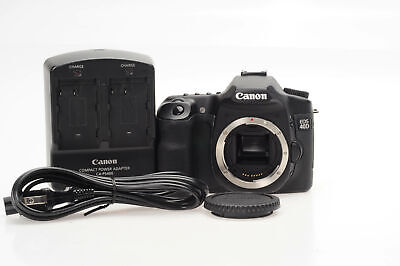 Canon EOS 40D 10.1MP Digital SLR Camera Body                                #231