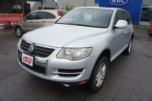 2008 Volkswagen Touareg V6 COMFORTLINE  | LEATHER | SUNROOF  | F