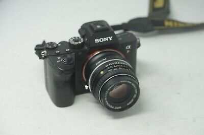 SONY E MOUNT ADAPTED 50MM F1.7 PENTAX-A SMC PRIME LENS ALL A7 NEX,A6000