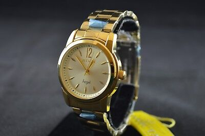 Invicta Angel Champagne Stainless Steel Gold-plated Ladies Watch 17420