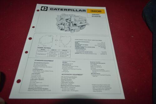 Caterpillar 3208 Diesel Engine Dealer