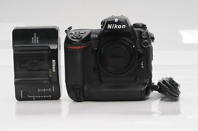 Nikon D2X 12.4MP Digital SLR Camera Body                                    #701