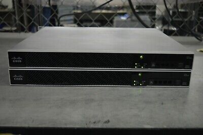 Cisco ASA5515-X Adaptive Firewall Security Appliance w/ SSD 120GB Security Plus