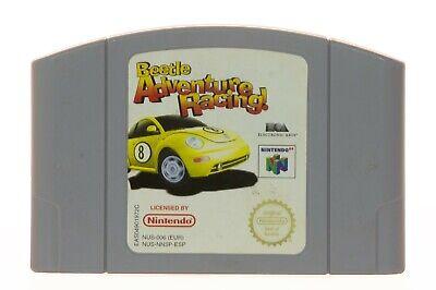 Cartucho Juego Beetle Adventure Racing! para Nintendo 64 N64 PAL con Manual