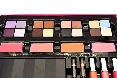 VICTORIA'S SECRET Glam & Go Portable Makeup Shadows Blush Lipgloss Palette