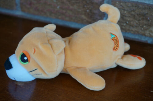 PLUSH Cutitos CUTETITOS Stuffed Animal ORANGE Catito Pawsito Mild Pepper Bean
