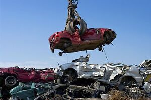 SCRAP CAR, TRUCK, VAN TOP $$$  647-204-6606