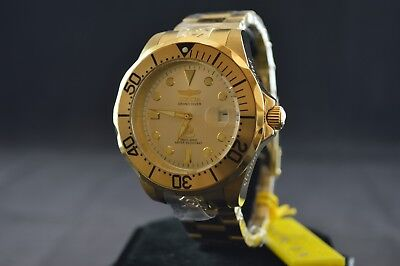 Invicta Pro Diver Grand Diver Gold-tone Stainless Steel Men's Watch 3051