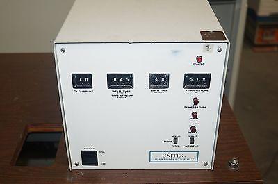 Unitek Miyachi Phasemaster Iii Welding Controller Model Pm3h 1-221-01