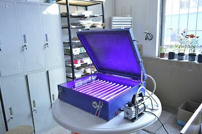Precision Type Vacuum Led Exposure Unit2024 For Screenpad Printing 219109