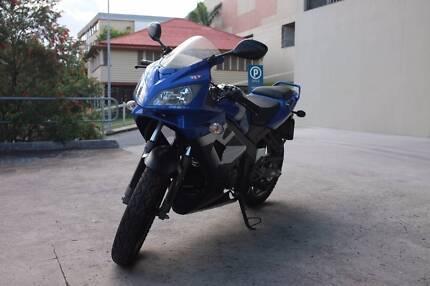 Kymco Quannon 125cc Motorbike - LAMS Approved - Low KMs Taringa Brisbane South West Preview
