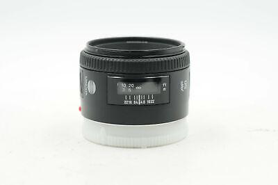 Minolta AF 50mm f1.4 Lens 50/1.4 Sony                                       #739