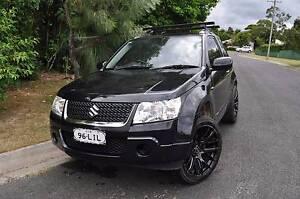 2012 Suzuki Grand Vitara Wagon 4x4 Mullumbimby Byron Area Preview