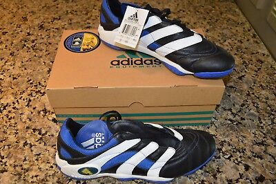 Adidas World Cup Soccer Shoes - Adidas Accelerator Indoor Soccer Shoes US 11.5 vintage 1998 World Cup Rare New