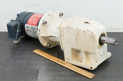 Magnetek D030 14 Hp Electric Motor 90 Volt Vdc Winsmith Reducer 21.281 Ratio