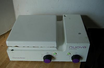 Thermolyne Nuova Stirrer Hotplate Stirring Hot Plate Heating Stirring Bqqw